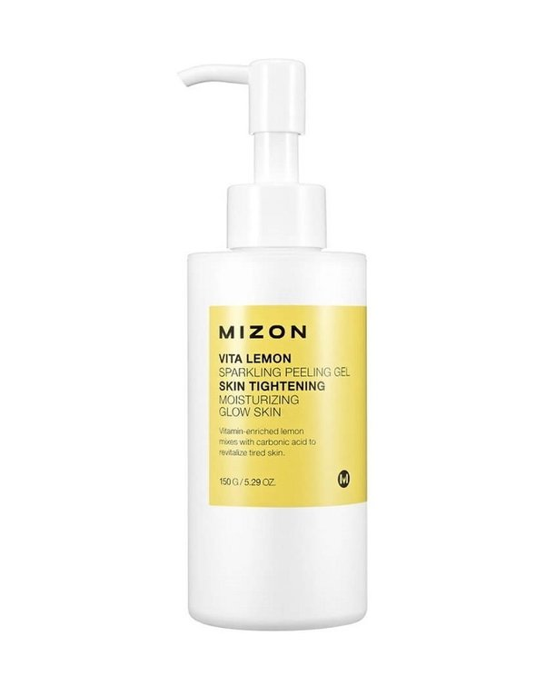 MIZON | Vita Lemon Sparkling Peeling Gel