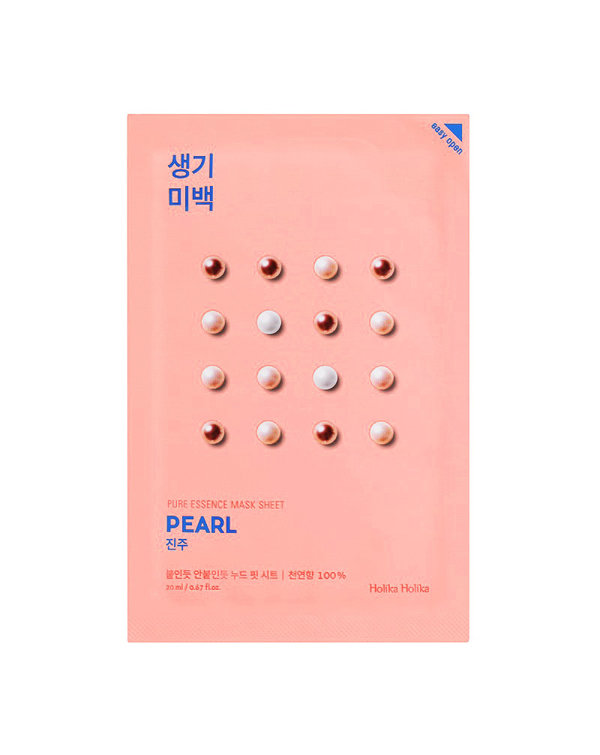 HOLIKA HOLIKA | Pure Essence Mask Sheet Pearl