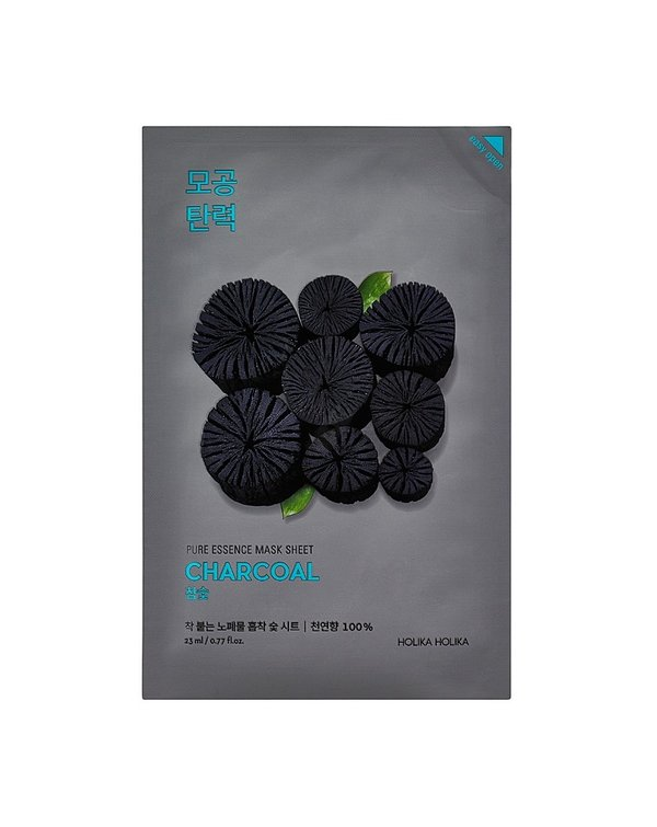 HOLIKA HOLIKA | Pure Essence Mask Sheet Charcoal