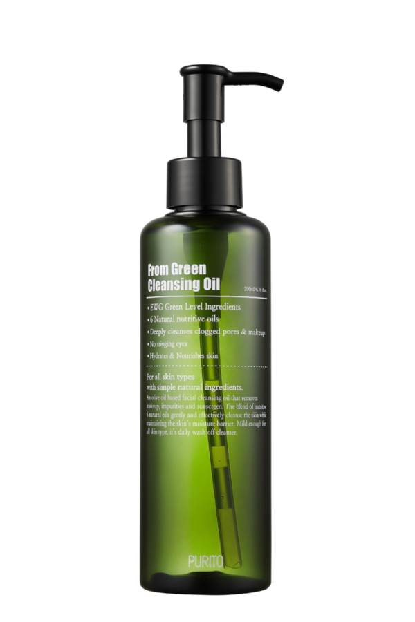 PURITO | From Green Cleansing Oil – puhdistusöljy