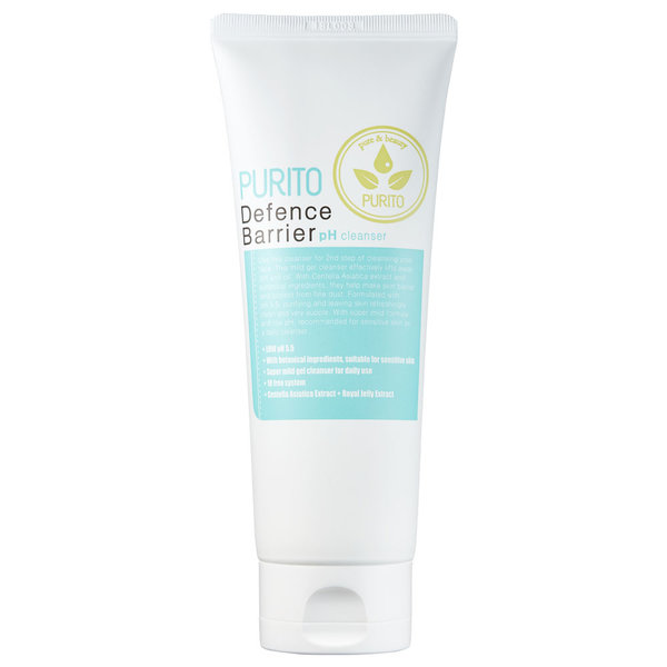 PURITO | Defence Barrier Ph Cleanser – puhdistusgeeli