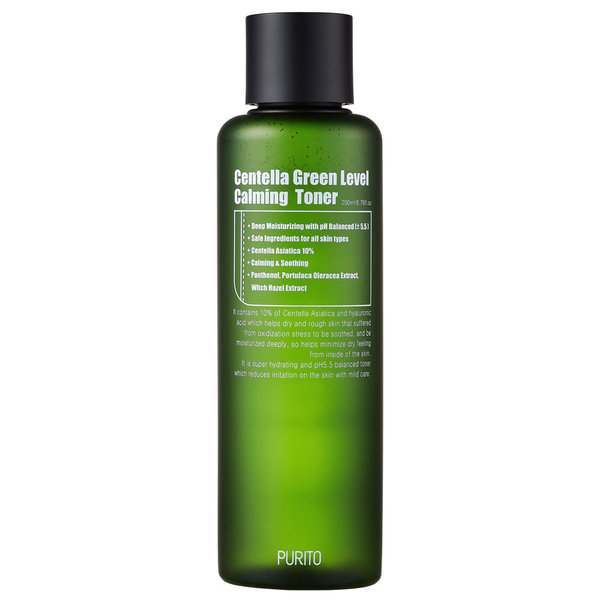 PURITO | Centella Green Level Calming Toner