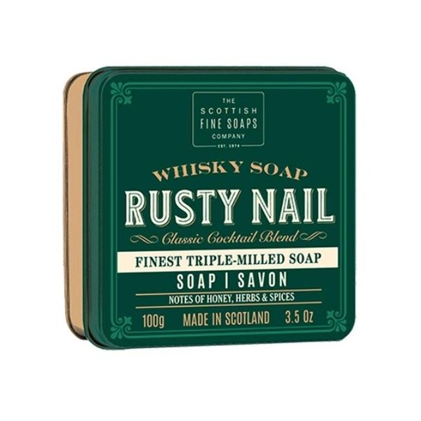 THE SCOTTISH FINE SOAPS - Whisky Rusty Nail