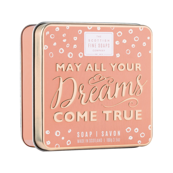 THE SCOTTISH FINE SOAPS - May All Your Dreams Come True