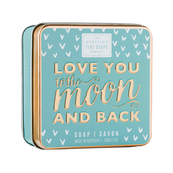 THE SCOTTISH FINE SOAPS - Love You To The Moon And Back